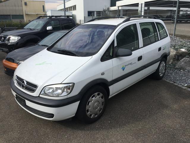OPEL Zafira A16 (Kompaktvan / Minivan)